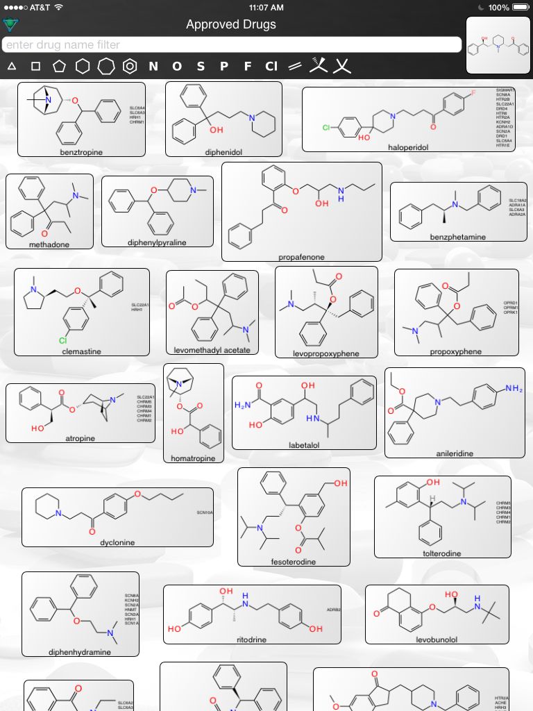 compounds similar to a-lobeline